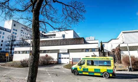Sweden opens world's first male rape centre