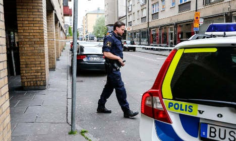 Syrians in Gothenburg scared by Isis graffiti