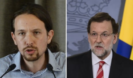 Spain PM to meet Podemos leader over Catalonia independence drive