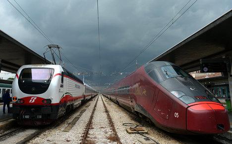 Italy unions call national train strike