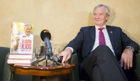 Norwegian founder Kjos felt 'betrayed' by staff