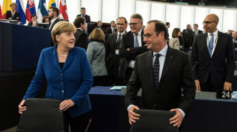 EU refugee rules are 'obsolete': Merkel