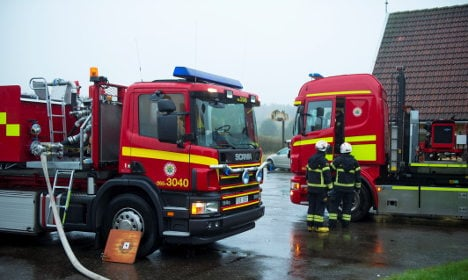 Arson probe after asylum home for children burns