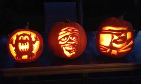 The Danish Halloween: pumpkins and 'hygge'
