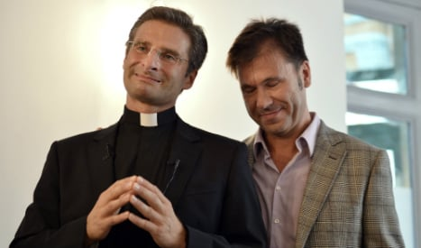 Sacked priest accuses Vatican of making life 'hell' for homosexuals