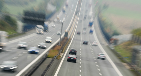 Majority of public back Autobahn speed limit