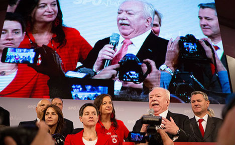 Parties analyse Vienna election results