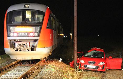 Teenager killed in tragic train collision