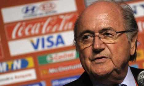 Fifa sponsors: Blatter must go immediately
