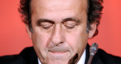 Uefa backs Platini after crisis talks in Nyon