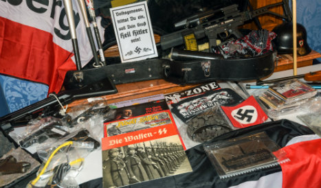 Police collar Nazis over refugee fire attack plan