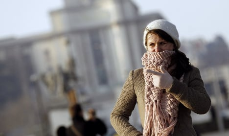 Mercury set to rise after cold snap in France