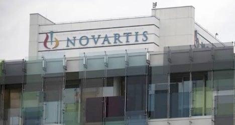 Novartis profits plunge after US corruption case