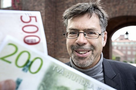Sweden: Where cash will never be king