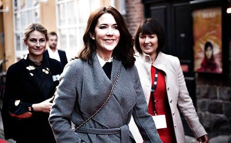 Danish royals slam Daily Mail's 'family feud' claim