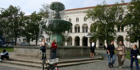 German universities gain ground in world rankings
