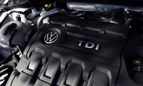 Police raid Volkswagen's French headquarters