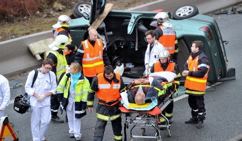 France struggles to stem rise in road deaths