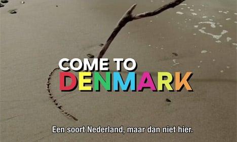 Dutch TV to refugees: Go to Denmark instead