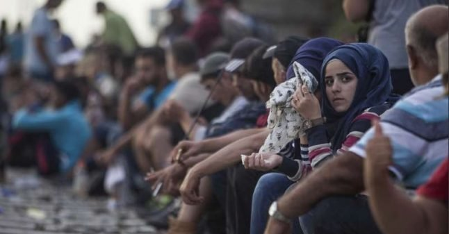 Refugees plagued by sexual violence
