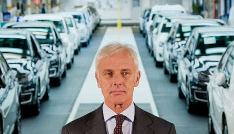 Diesel scandal slams VW with €3.48 billion loss