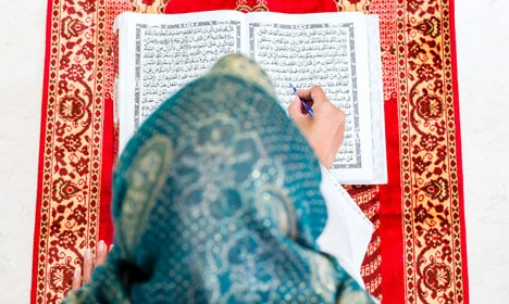 Danish Muslims more devout than in years past