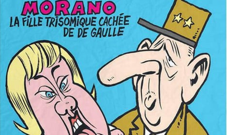 Charlie Hebdo blasted for Down's Syndrome gag