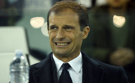 Allegri slams 'selfish' Juventus players