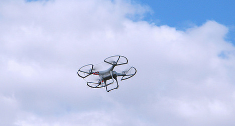 New study to assess drone use in Swiss life