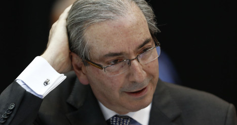 Swiss freeze assets of powerful Brazil politician