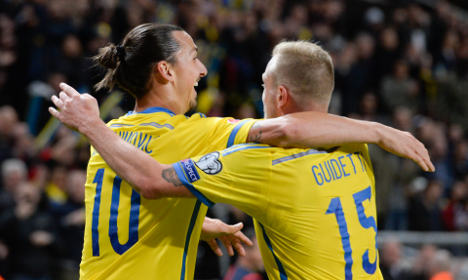 Sweden face play-off route after Russia victory