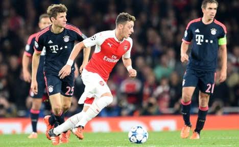 Bayern won't be cowed by Arsenal defeat