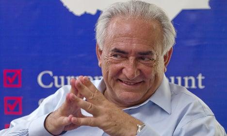 Strauss-Kahn caught up in new police probe