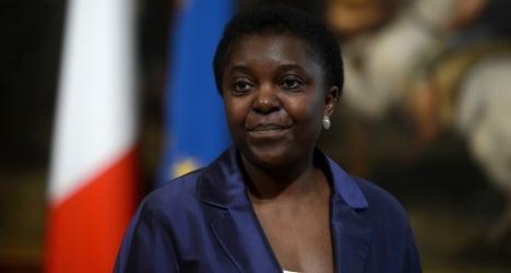 Italy's 'ape jibe' politician hails citizenship bill