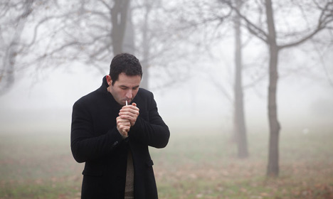 Danish city prepares outdoor smoking ban