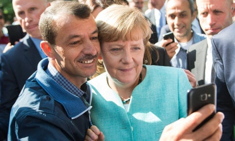 CDU's support hit by Germany's refugee influx