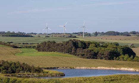 Danish 'green energy inspiration' threatened
