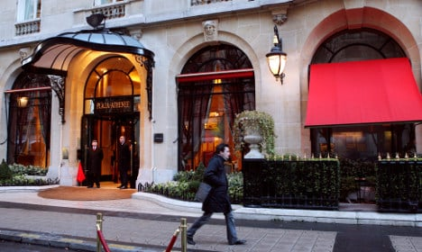 Terror and Airbnb hit Paris luxury hotels hard