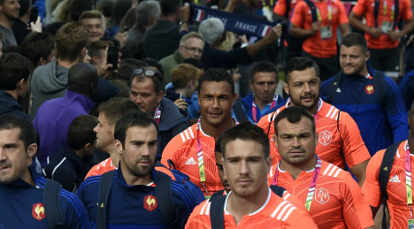 France to face All Blacks in 'biggest match of lives'