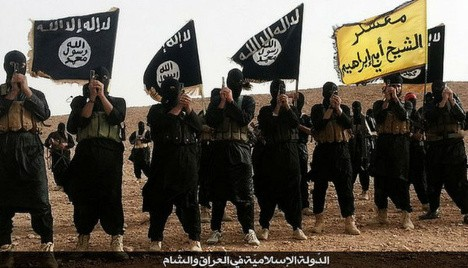 300 Swedes have left to fight in Middle East