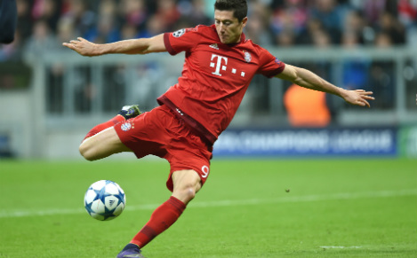 Lewandowski itching for Dortmund showdown