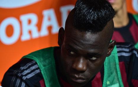 Balotelli snubbed again despite Berardi injury