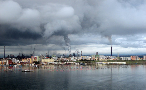 Trial over Italy's toxic steel plant on hold