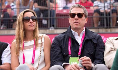 Hugh Grant snaps up luxury Swedish home