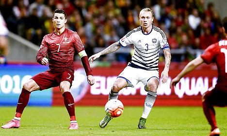 Denmark's Euro 2016 hopes still alive after loss