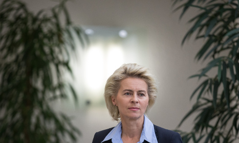 German defence minister defends claims on CV