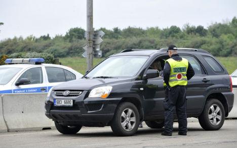 More random checks on Czech-Austria border