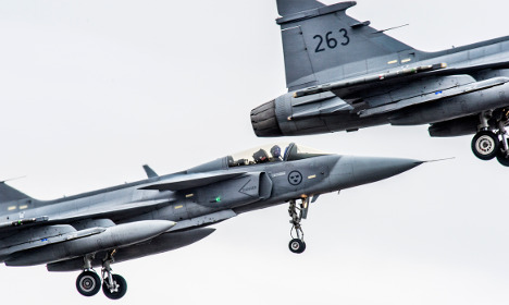 Swedish military lifts lid on foreign intrusions