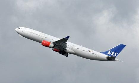 SAS plane in emergency landing in Greenland
