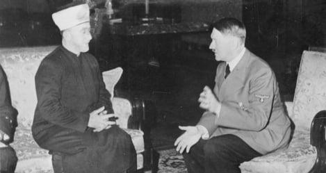 Palestinians not behind Holocaust: Merkel